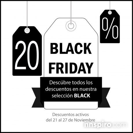 ¡El Black Friday es toda la semana!