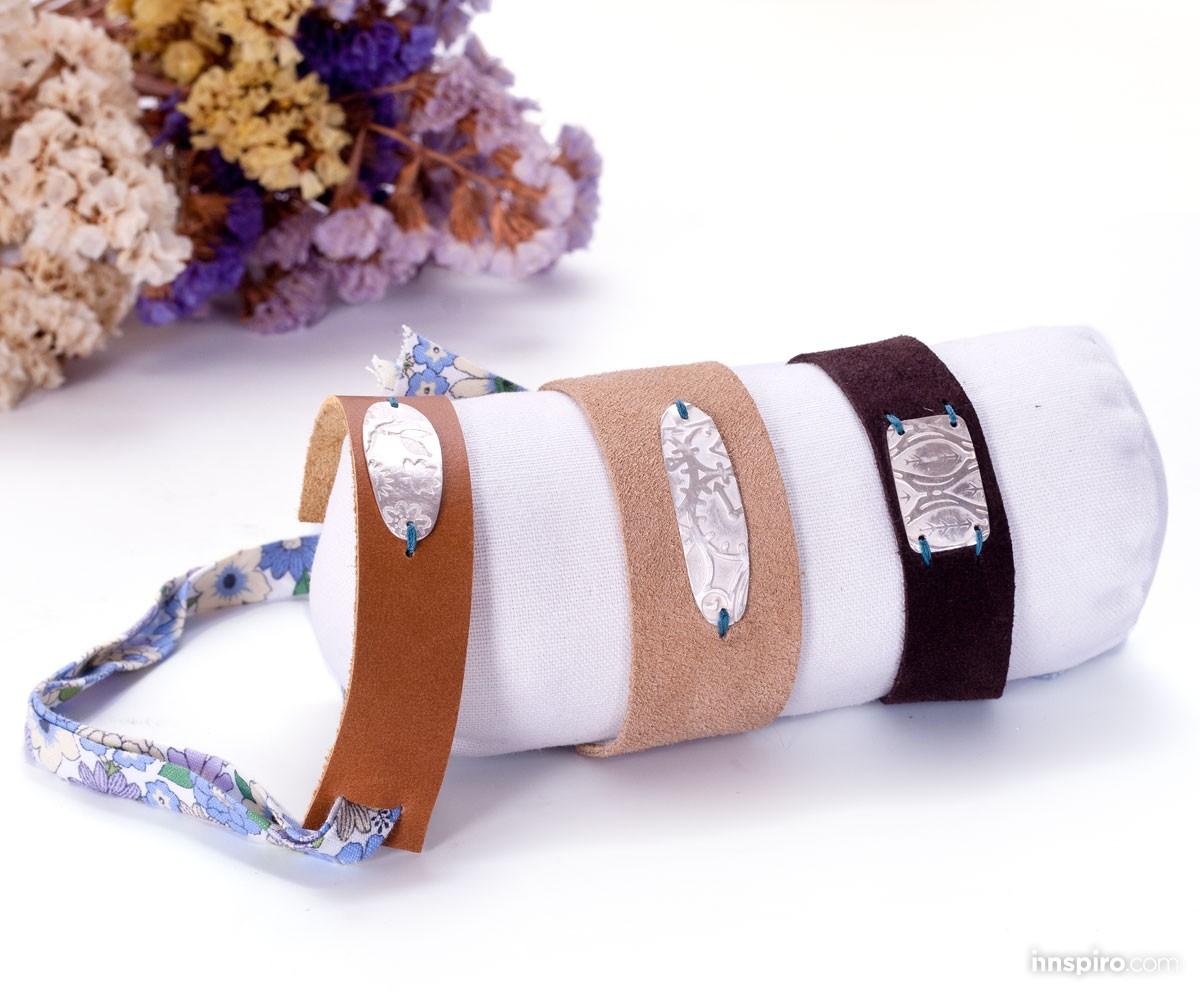 Nuevos talleres de joyería en plata en Creativa