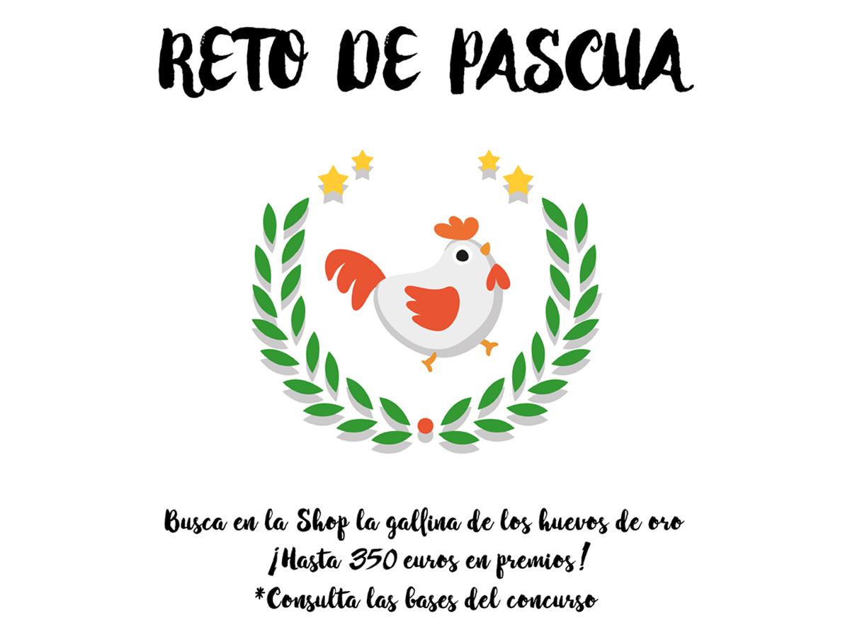 Reto de Pascua Innspiro, ¡encuentra tu gallina!