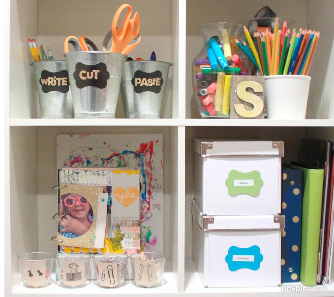 Organización con tags