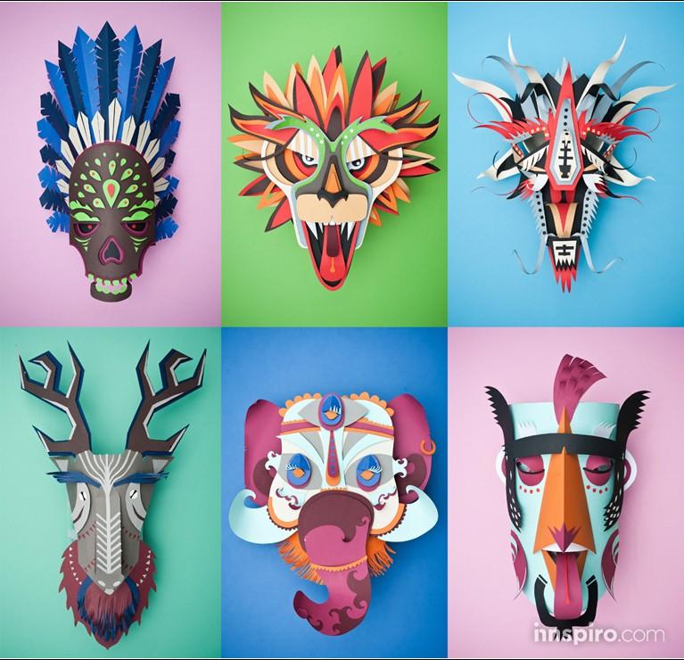 Máscaras Originales