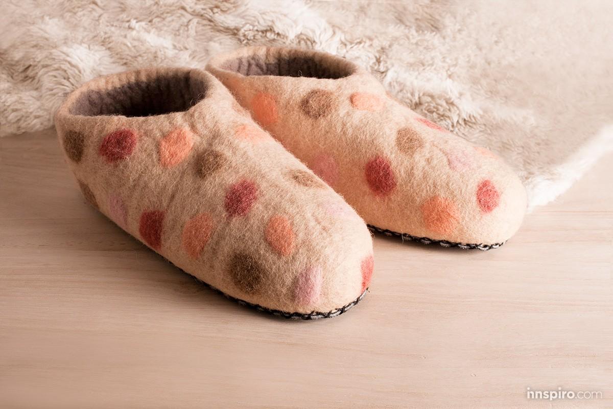 Zapatillas sin costuras