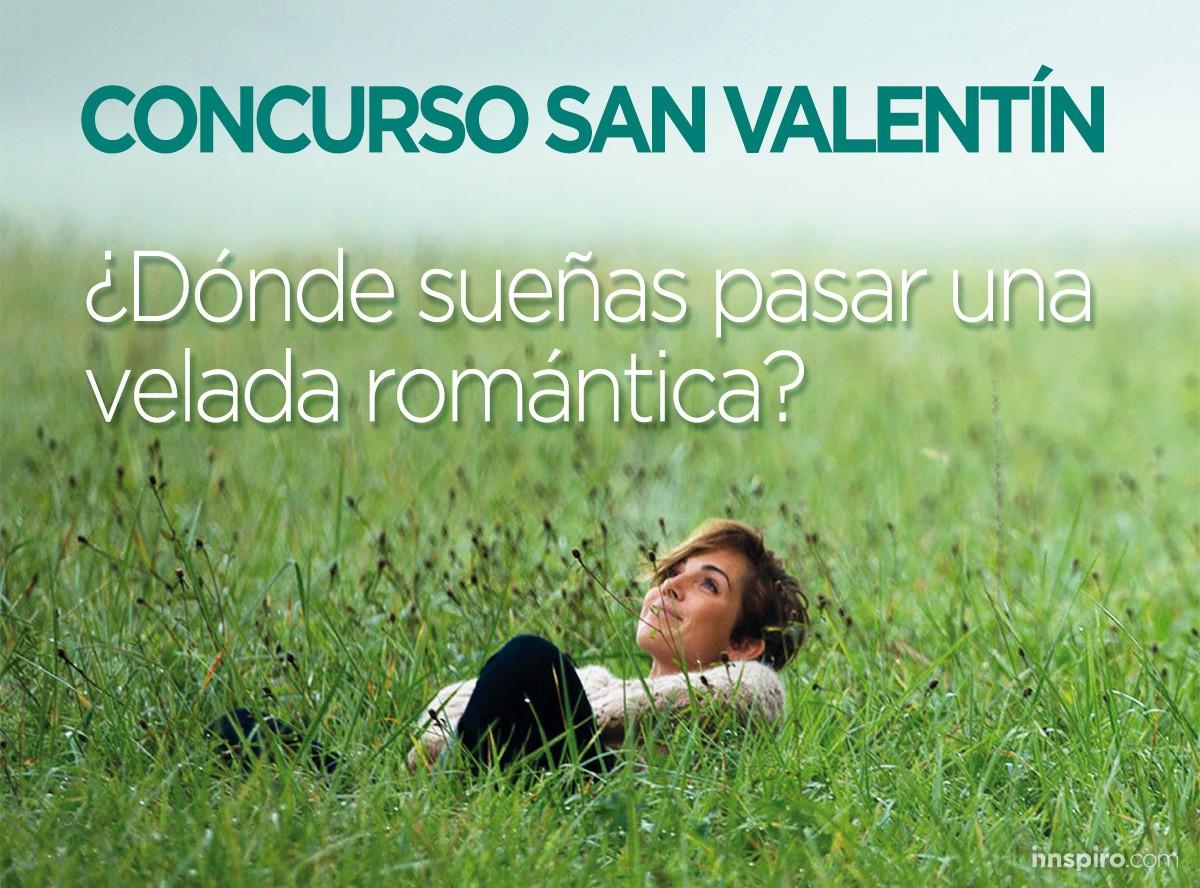 Concurso San Valentín en Facebook