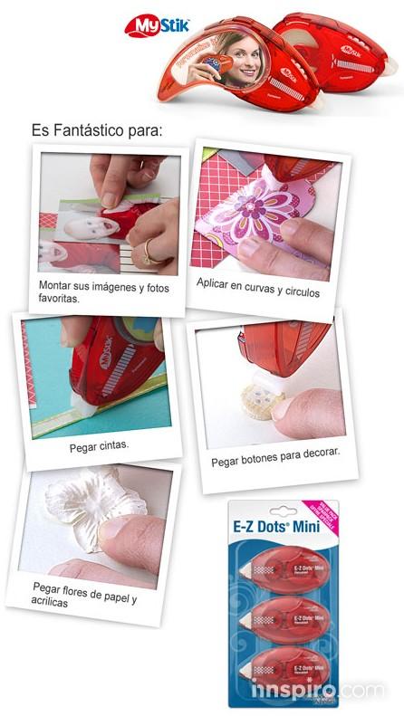 MyStik Scrapbook Adhesives by 3L