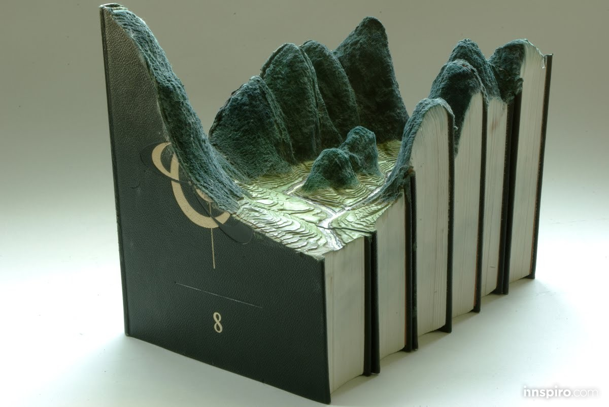 Libros escultóricos