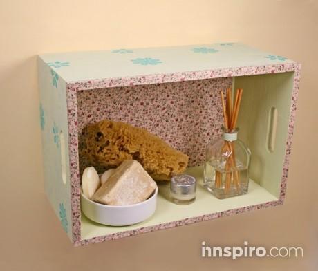 Paso a paso: Un estante para tu hogar