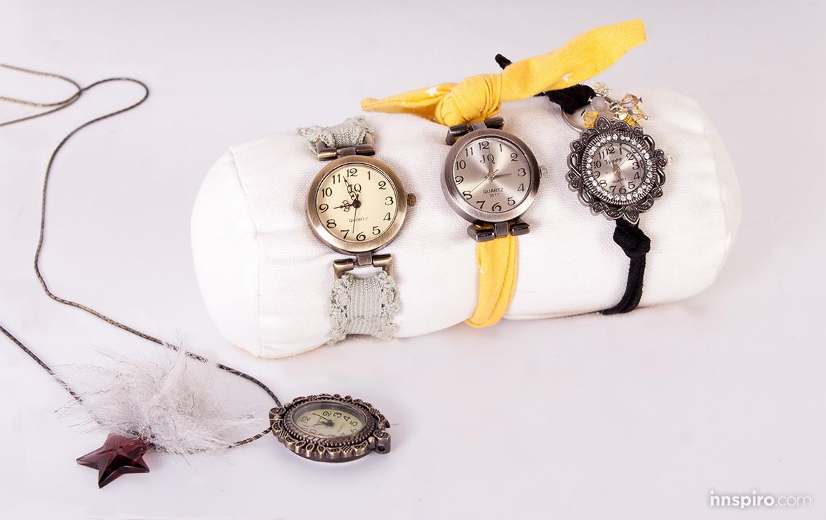 Glamurosa puntualidad