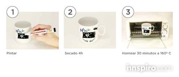 Rotuladores porcelana Kreul