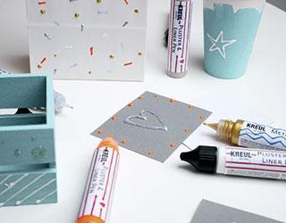 Pintura para relieve