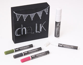 Rotuladores Chalk