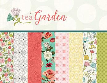 Colección TEA GARDEN