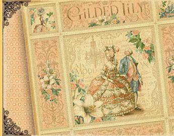 Colección GILDED LILY