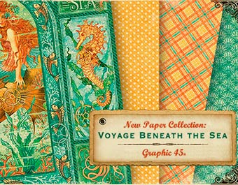 Colección VOYAGE BENEATH THE SEA