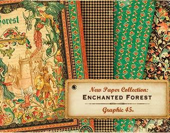 Colección ENCHANTED FOREST