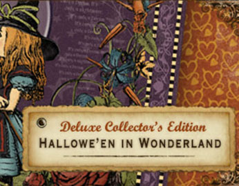 Coleccion HALLOWE'EN IN WONDERLAND