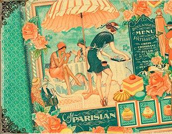 Colección CAFÉ PARISIAN