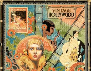 Colección VINTAGE HOLLYWOOD