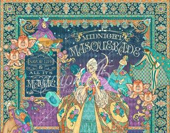 Colección MIDNIGHT MASQUERADE