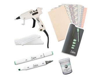 Papeles y accesorios Sizzix