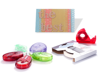 Dispensador adhesivos y recargas