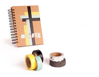 Cinta masking tape & washi INNSPIRO