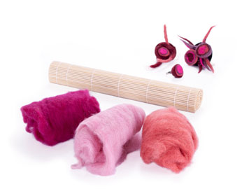 Fieltro de lana
