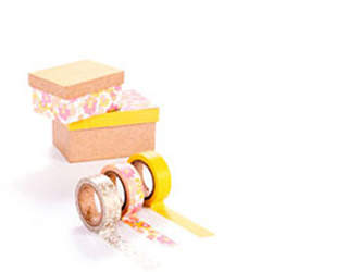 Cinta masking tape washi DAILYLIKE