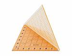 1023903 Regla acrilica plegable Fiskars - Ítem2