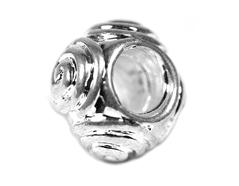 Z11107 11107 Cuenta metalica con rosca DO-LINK espirales Innspiro