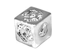 Z11115 11115 Cuenta metalica con rosca DO-LINK cubo flor Innspiro