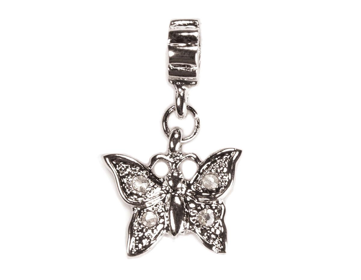 Z11131 11131 Colgante metalico con rosca DO-LINK charm mariposa Innspiro