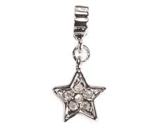 11132 Z11132 Colgante metalico con rosca DO-LINK charm estrella Innspiro