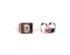 A12095 12095 Cierre presion metalico pequena dorado Innspiro