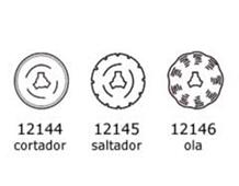 12144 12145 12146 RECAMBIO CUTTER Rotatorio pequeno Innspiro