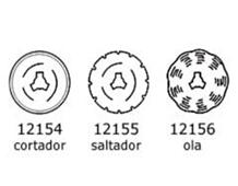 12155 12156 RECAMBIO Cutter Rotatorio Grande Innspiro