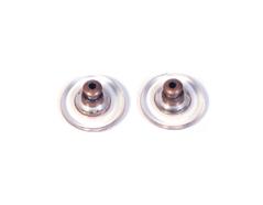 A12693 12693 Cierre presion plastico con punta metalica cobrizo envejecido Innspiro