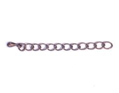 Z12776 A12776 12776 Extension cadena metalica cobrizo envejecido Innspiro