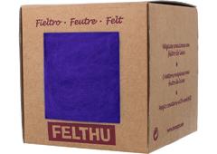 1412 Fieltro de lana lila fuerte Felthu