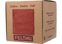 1418 Fieltro de lana salmon Felthu
