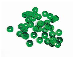 Z14702 B14702 14702 Lentejuela plateada verde Innspiro