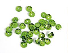 Z14705 B14705 14705 Lentejuela plateada verde oliva Innspiro