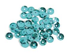 Z14706 B14706 14706 Lentejuela plateada azul Innspiro