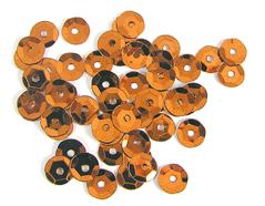 Z14709 B14709 14709 Lentejuela plateada naranja Innspiro