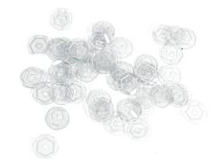 Z14713 B14713 14713 Lentejuela transparente cristal Innspiro