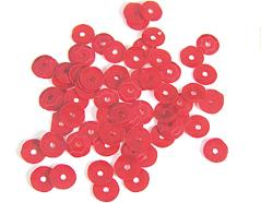 Z14724 B14724 14724 Lentejuela opaca rojo Innspiro