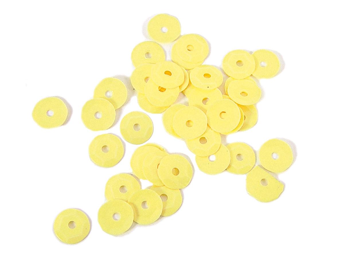 Z14728 B14728 14728 Lentejuela opaca amarillo Innspiro