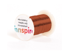 15596 15096 Hilo cobre marron Innspiro