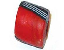 15300 Z15300 15300- CUENTAS CRISTAL Glaseadas -Cubico con rayas- Innspiro
