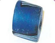 15301 Z15301 15301- CUENTAS CRISTAL Glaseadas -Cubico con rayas- Innspiro