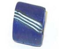 15302 Z15302 15302- CUENTAS CRISTAL Glaseadas -Cubico con rayas- Innspiro